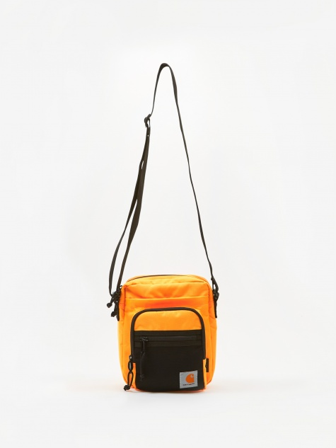 Delta Strap Bag - Pop Orange