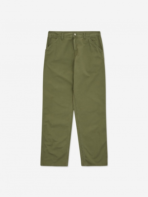 Single Knee Pant - Dollar Green
