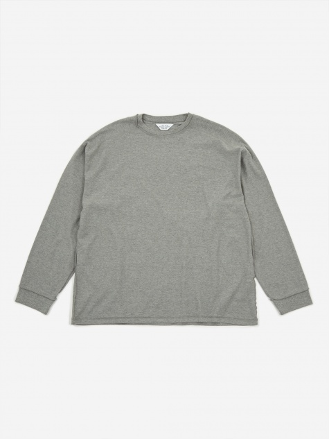 Longsleeve T-Shirt - Heather Grey