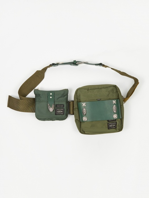 x Porter Belt Bag - Khaki