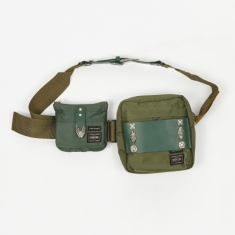 TOGA x Porter Belt Bag - Khaki