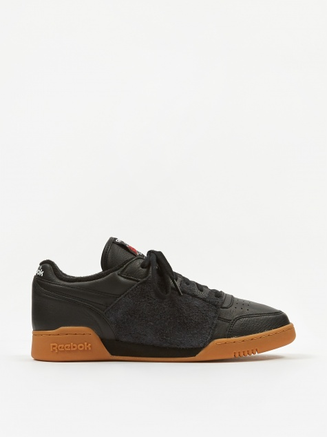 x Nepenthes Workout Plus - Black/Gum