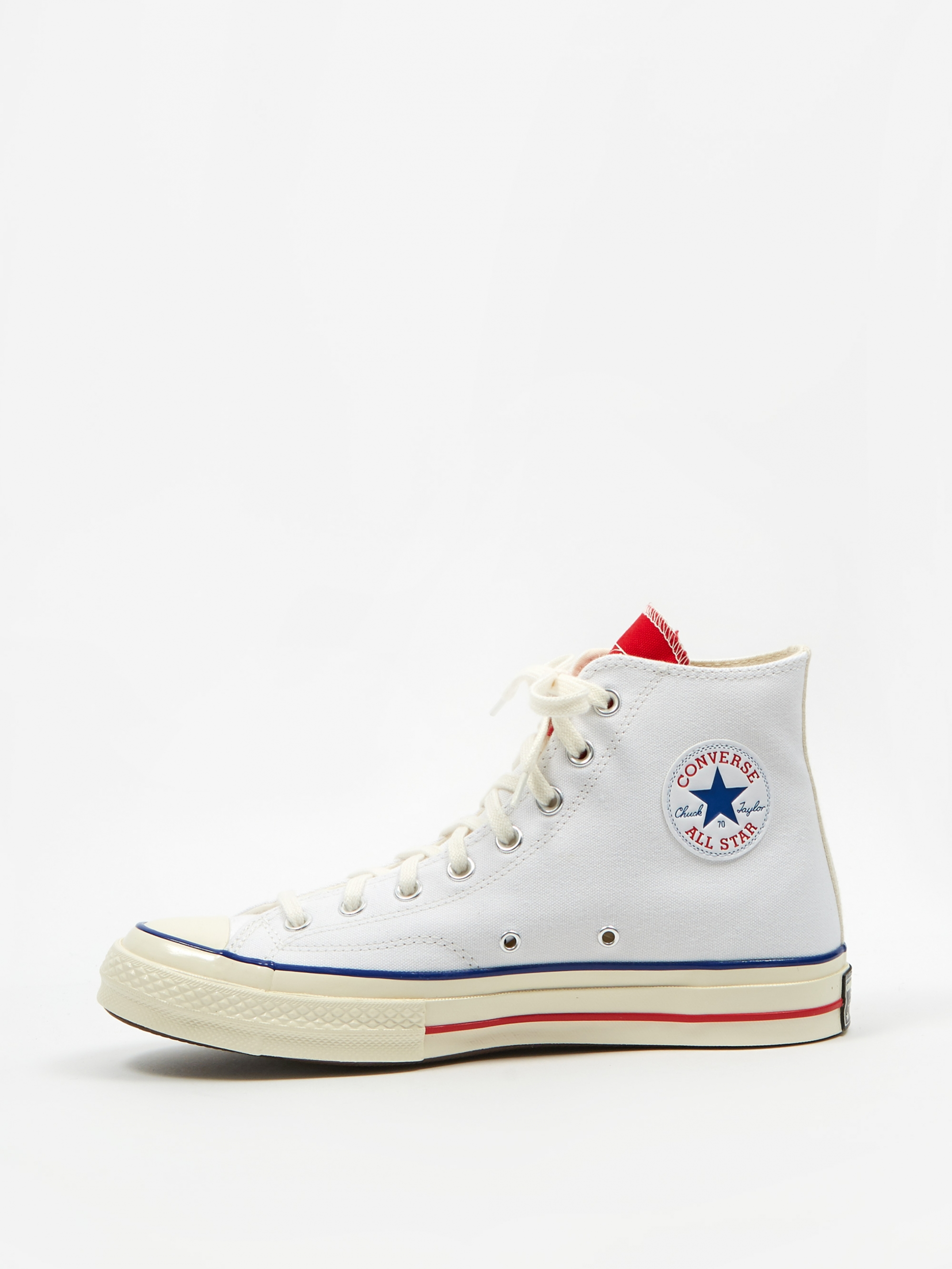Converse Chuck Taylor All Star 70 Twisted Tongue Hi - White/Red/