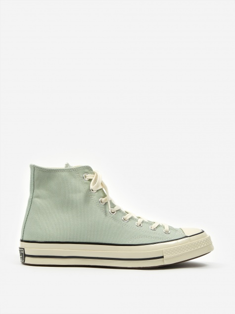 Chuck Taylor All Star 70 Hi - Green Oxide/Egret/Black