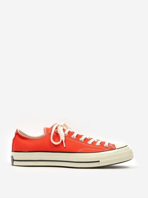 Chuck Taylor All Star 70 Ox - Vermillion Red/Egret/Blac