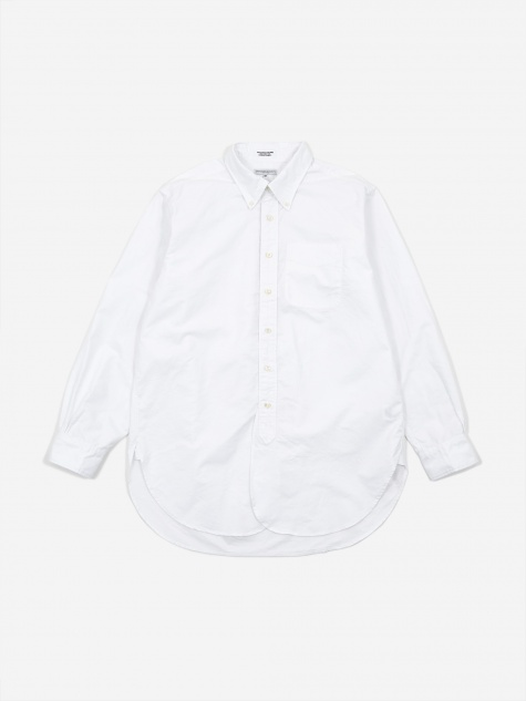 19 Century BD Oxford Shirt - White