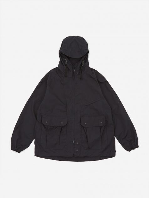 Atlantic Parka - Dark Navy