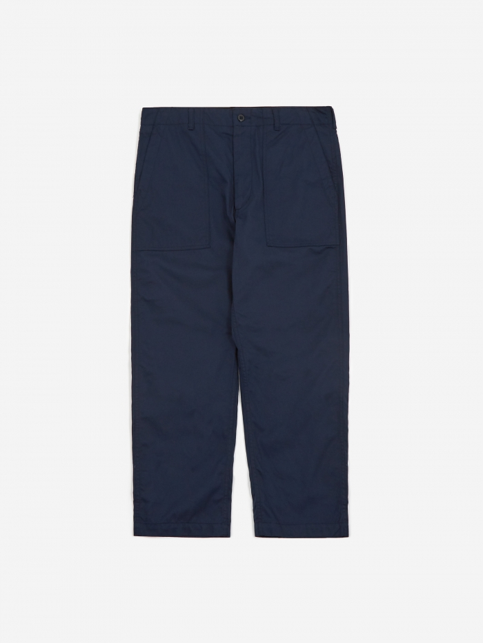 Engineered Garments 6.5oz Fatigue Pant - Navy (Image 1)