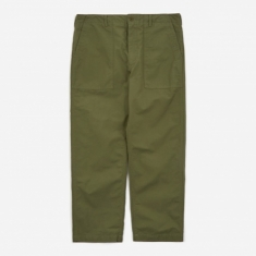 Engineered Garments Ripstop Fatigue Pant - Olive