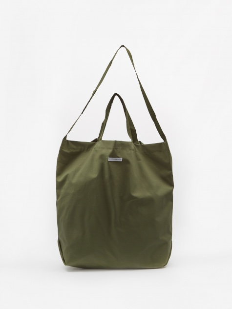 Engineered Garments Ripstop Carry All Tote - Olive