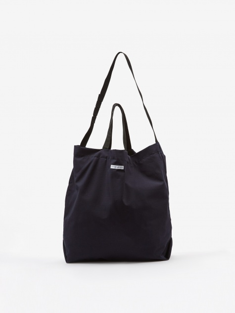Ripstop Carry All Tote - Navy