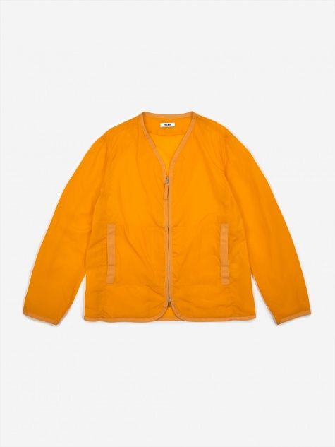 Très Bien Tres Bien Liner Jacket Transparent Tech - Orange (Image 1)
