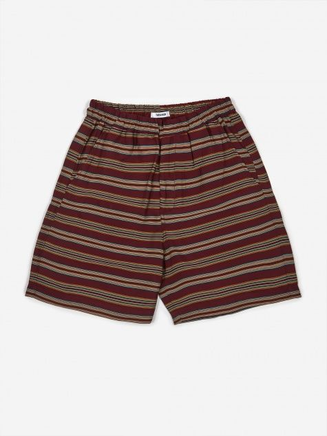 Tres Bien Sports Short Acetate - Burgundy