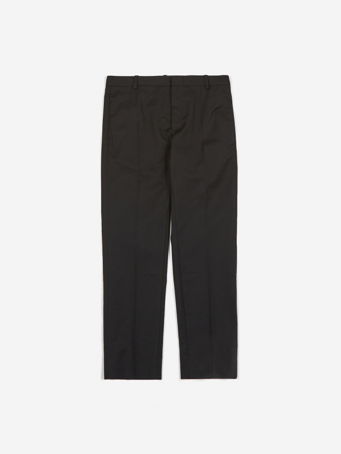 Wood Wood Tristan Trousers - Black (Image 1)