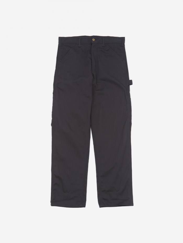 Stan Ray OG Painter Pant - Black Twill (Image 1)