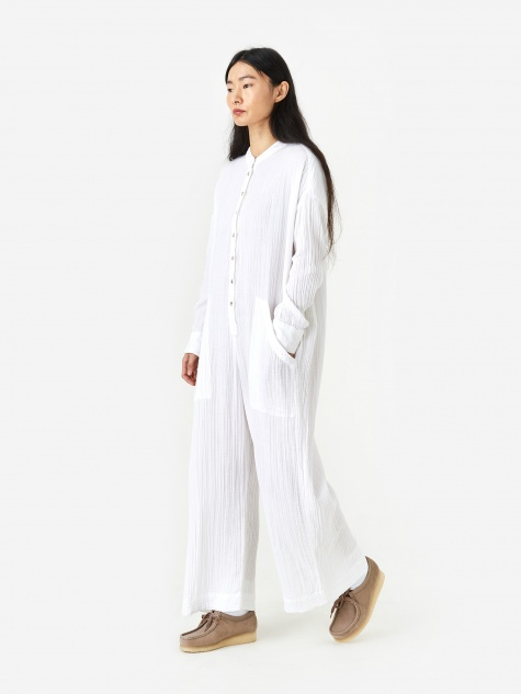 Manda Jumpsuit - White