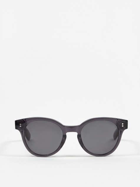 Akira Sunglasses - Transparent Grey