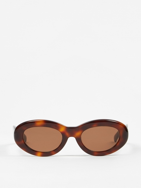 Courtney Sunglasses - Tortoise