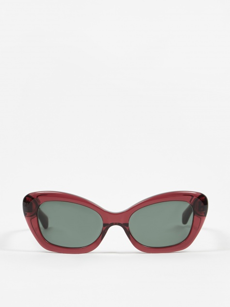 Elton Sunglasses - Rasberry