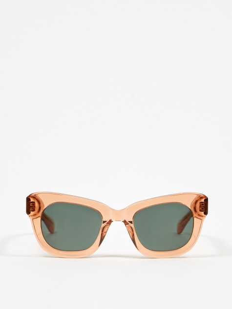 Ethan Sunglasses - Pale Orange