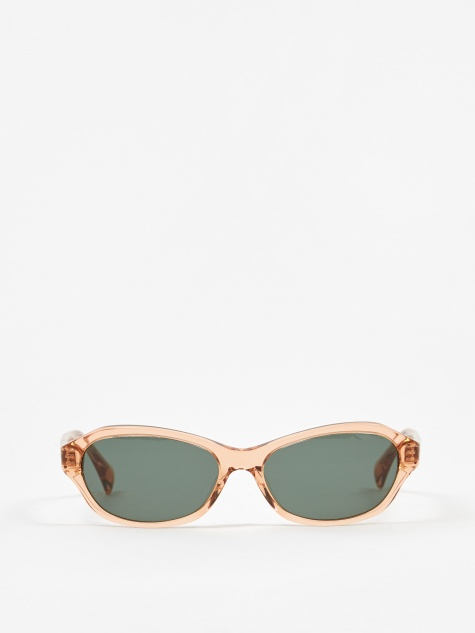 Wesley Sunglasses - Pale Orange