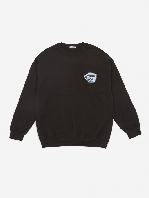 Pie Sweatshirt - Black