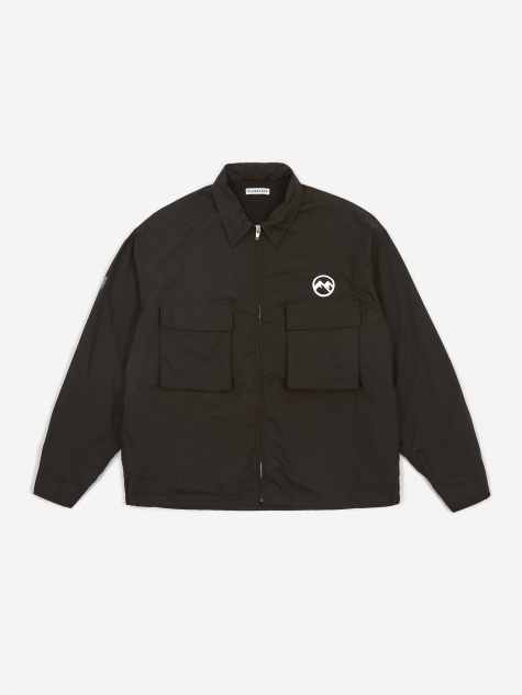 Welcome F/Z Jacket - Black