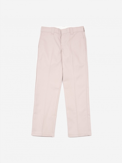 Slim Straight 873 Work Trousers - Violet