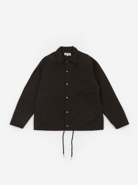 Stamp Coaches Jacket - Black