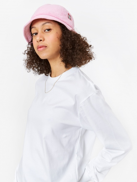 Terry Bucket Hat - Pink