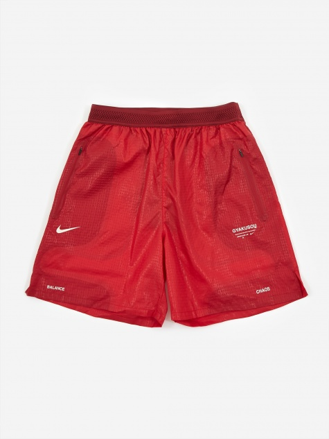 NRG Gyakusou Short - Gym red/Tough Red