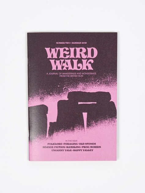 Weird Walk Zine - Issue 2