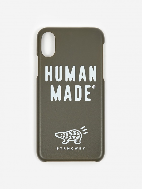 IPhone Case X/XS 1 - Olive Drab
