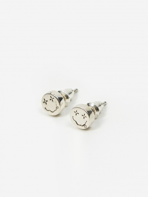 Nevermind Earrings - Silver