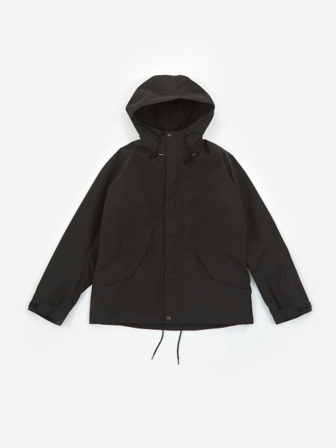 GORE-TEX Cruiser Jacket - Black/Orange