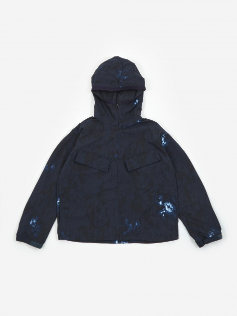 Alphadry Hooded Parka - Navy