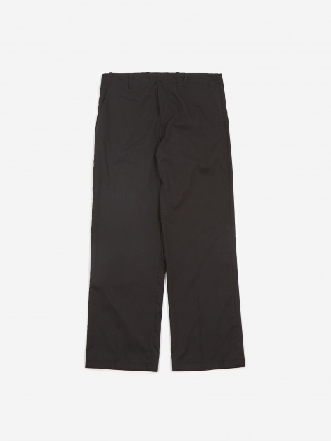 Borrowed Chino - Black Voile
