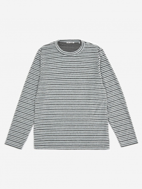 Regular Longsleeve T-Shirt - Metal Stripe
