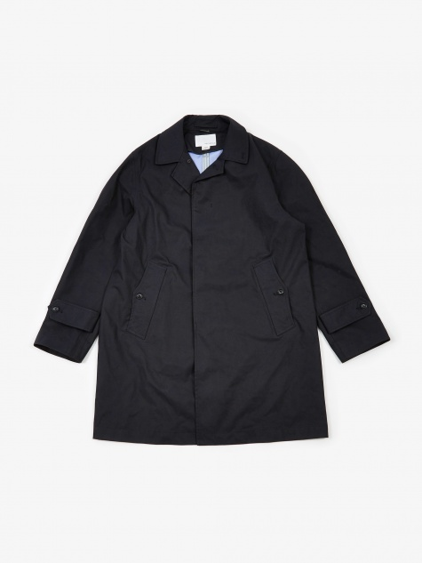 GORE-TEX Soutien Collar Coat - Black