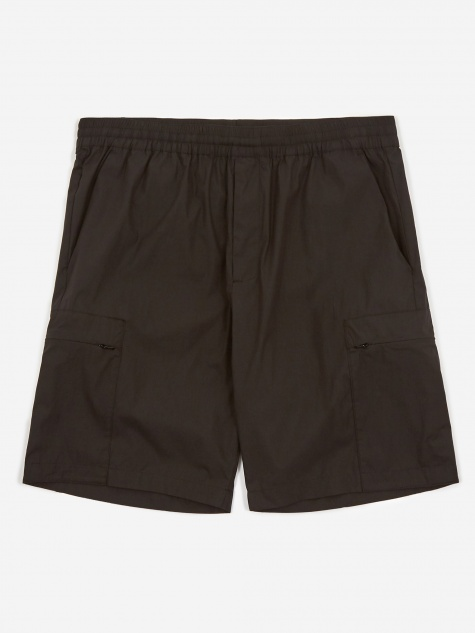 Luther Packable Short - Black