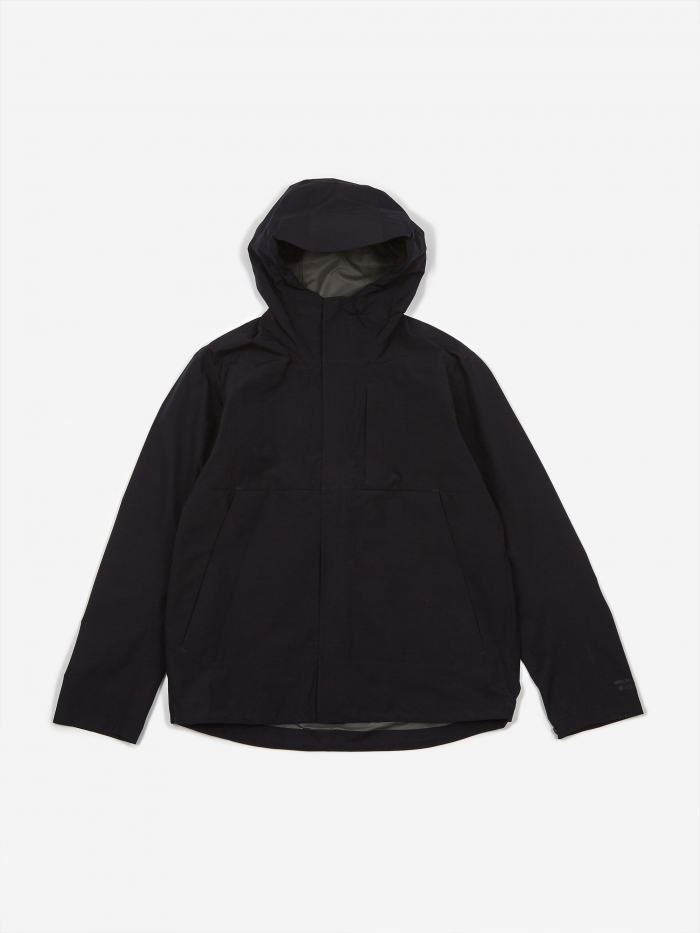 Norse Projects Fyn Gore-Tex Jacket 2.0 - Dark Navy (Image 1)