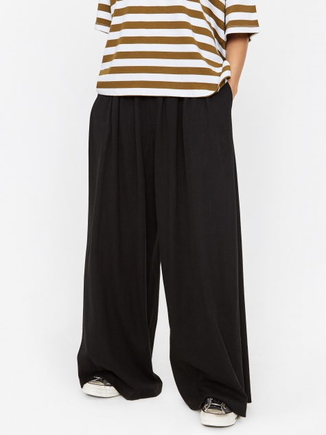 Drape Trouser - Black
