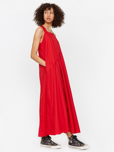 Riley Dress - Red