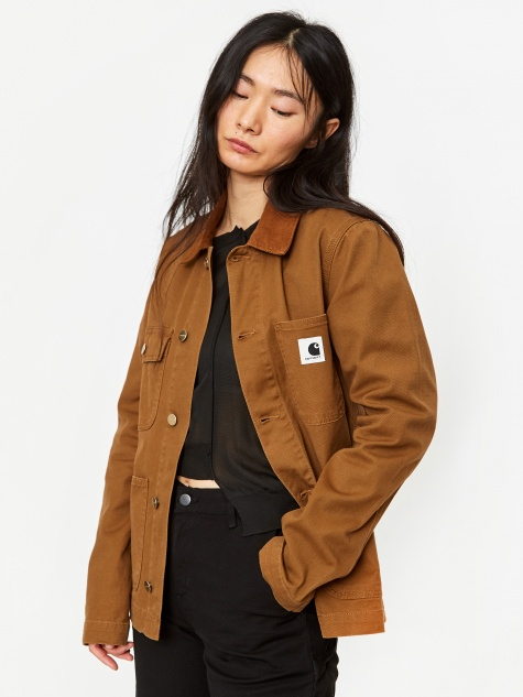 Michigan Jacket - Hamilton Brown Rinsed
