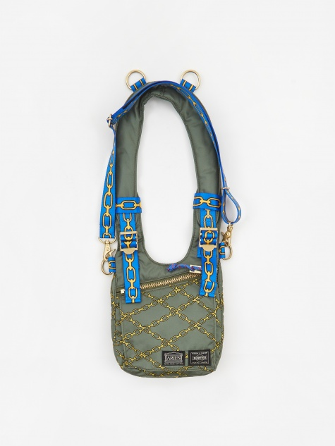 x Porter Yoshida & Co Harness Bag - Green