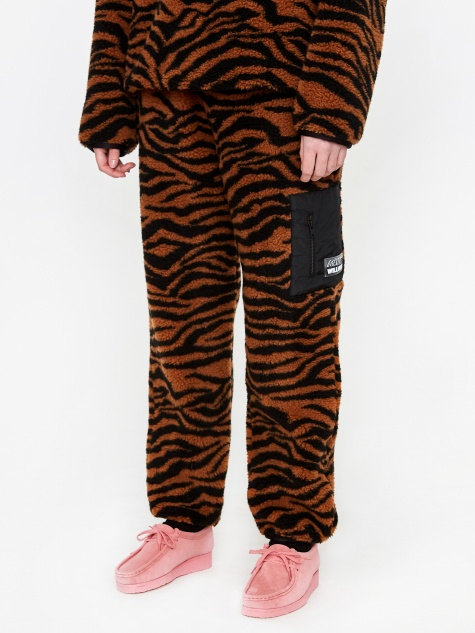 Juju Fleece Trouser - Tiger