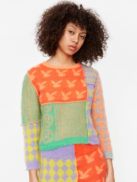 Patchwork Jumper - Patchwork