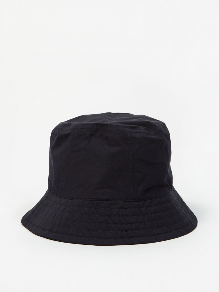 Norse Projects Gore-Tex Bucket Hat - Navy (Image 1)