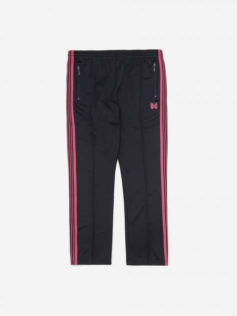 Narrow Track Pant - Navy