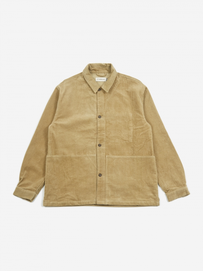 Satta Allotment Jacket - Taupe (Image 1)